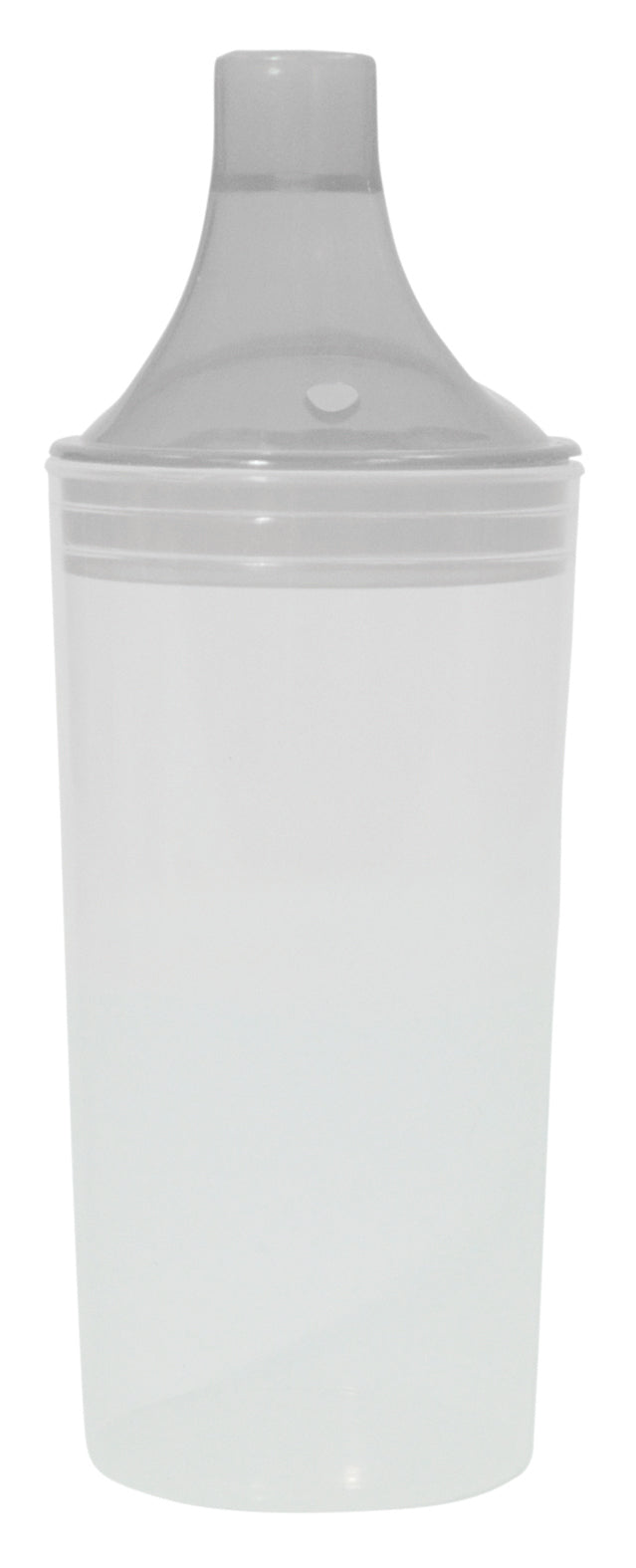 Drinking Cup with Two Spouts (Clear Colour)