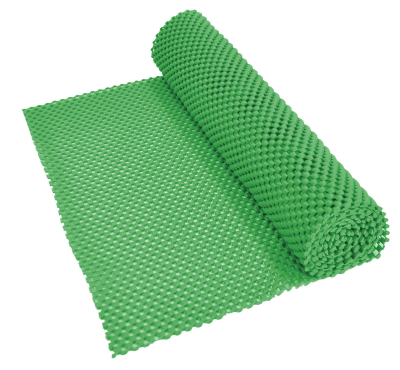 Non Slip Green Fabric 150x30cm