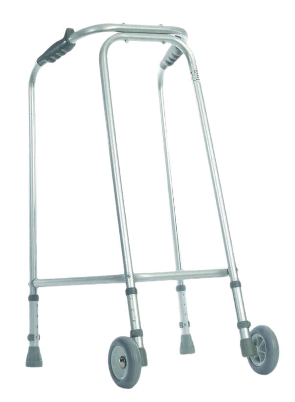 Ultra Narrow Lightweight Walking Frame Medium