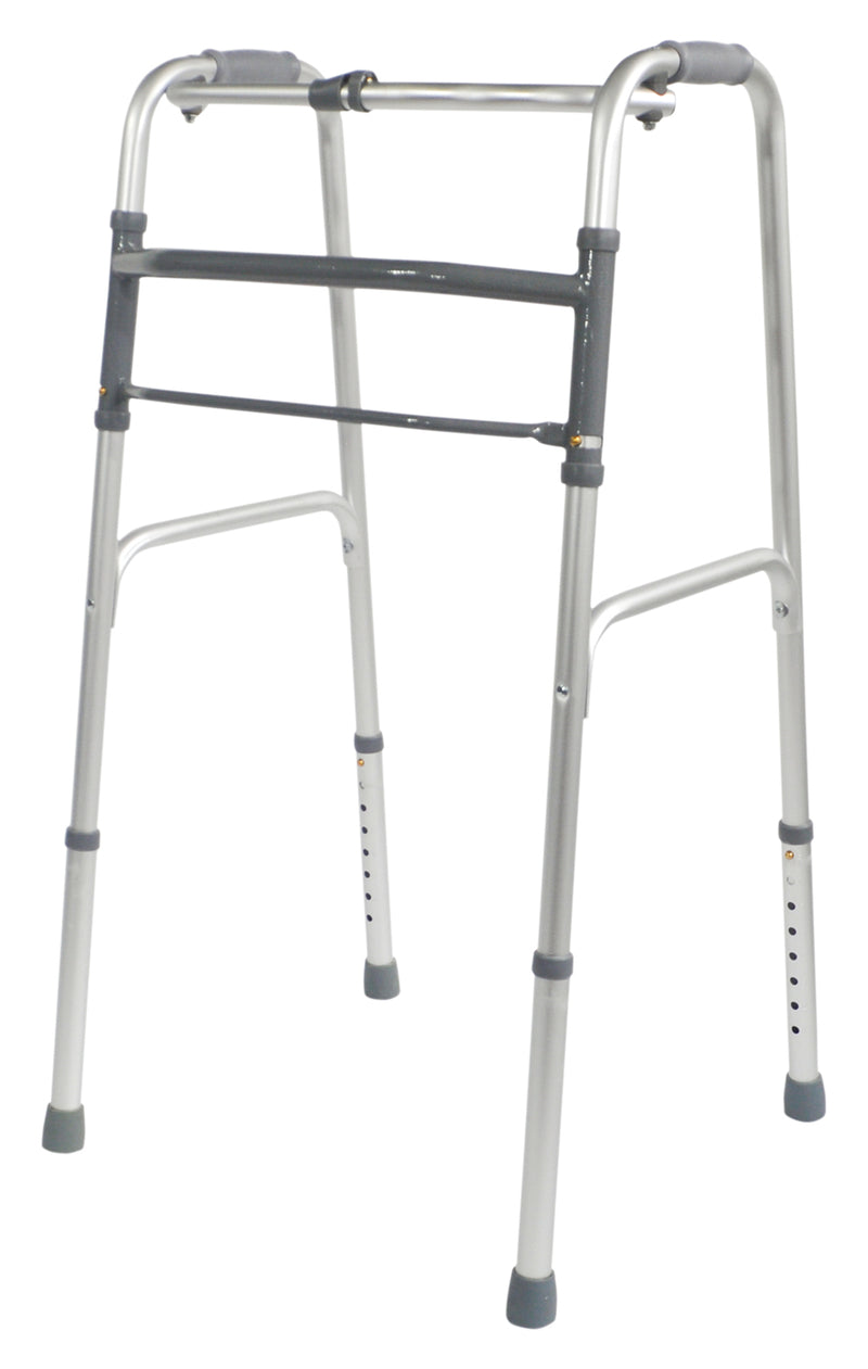 Folding Walking Frame-Unwheeled