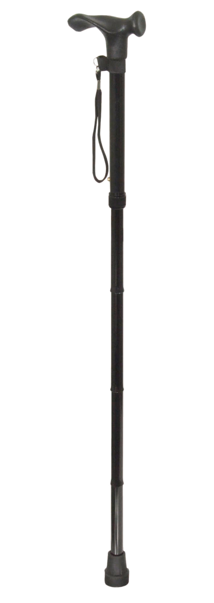 Collapsible Ergonomic Walking Stick Left Handed