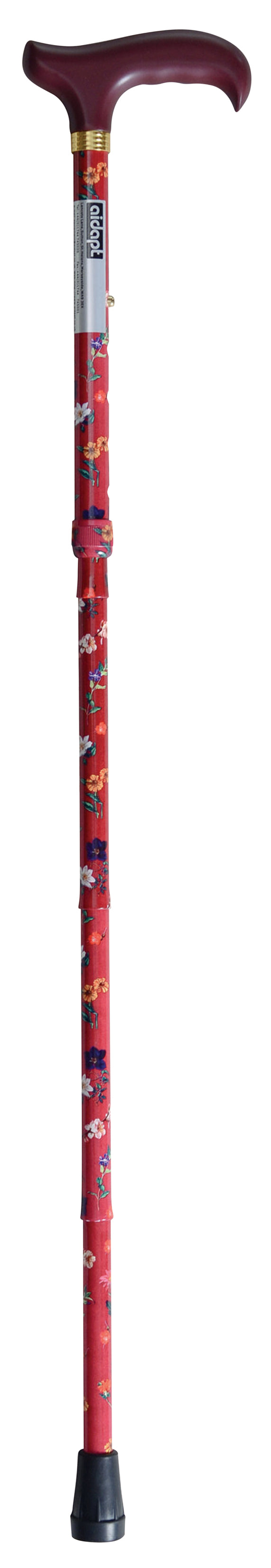 Deluxe Folding Walking Cane Sakura