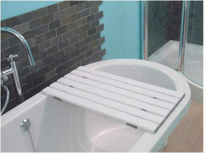 Medina Reinforced Plastic Shower and Bath Board 710mm