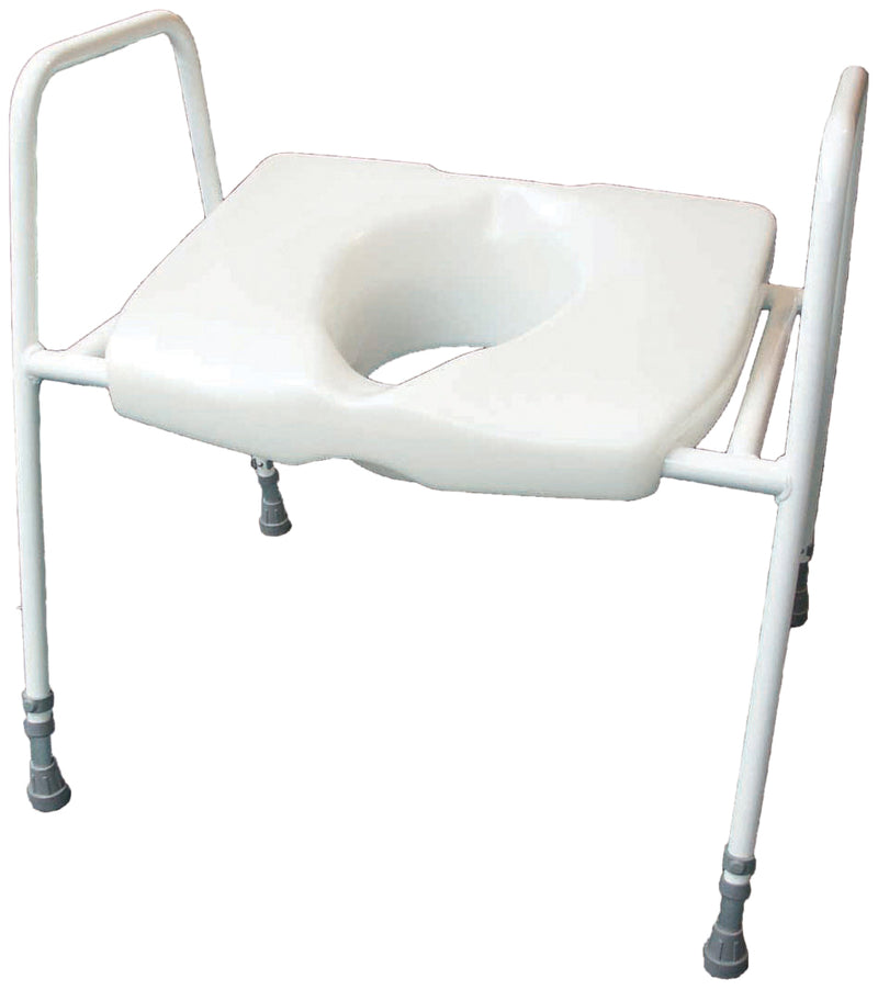 Cosby Heavy Duty Toilet Seat and Frame