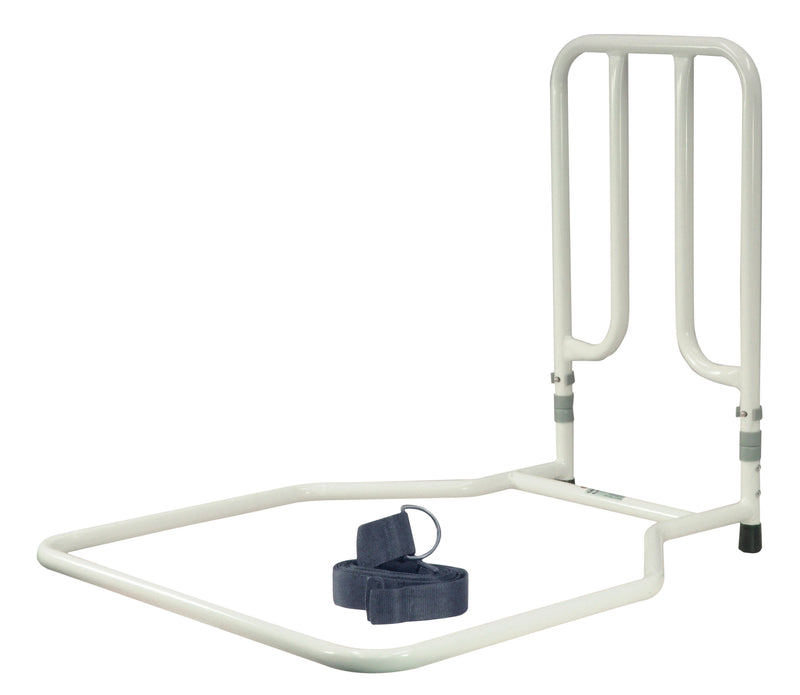 Solo Fixed Height Bed Transfer Aid - With Strap 680x600x580