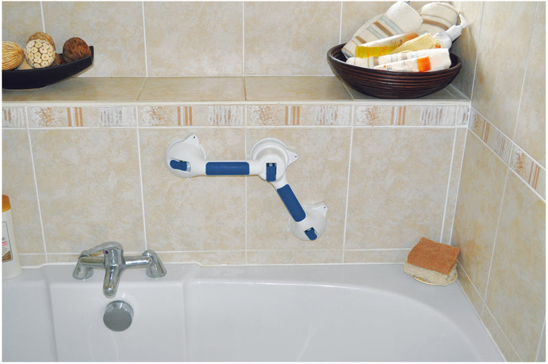 Dual-Pointed Vacuum Seal Suction Safety Rail