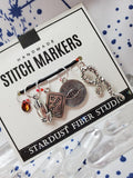 Prophesy of Pythia - Stitch Marker Set