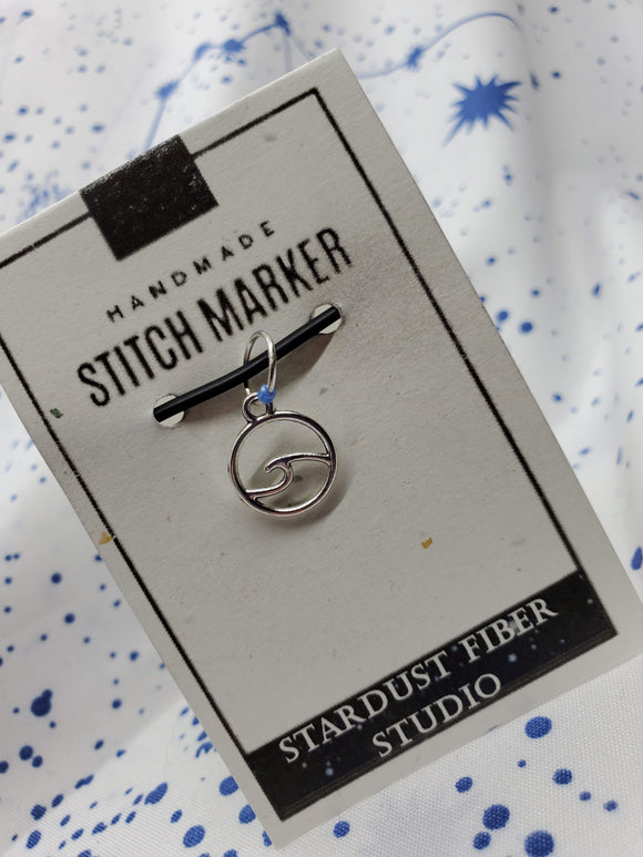 Stitch Marker - Wave