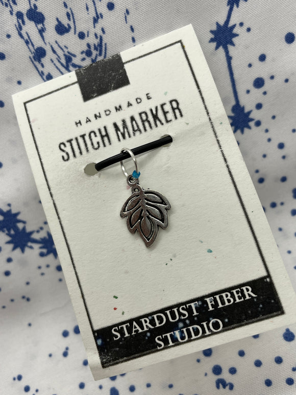 Stitch Marker - Leaves