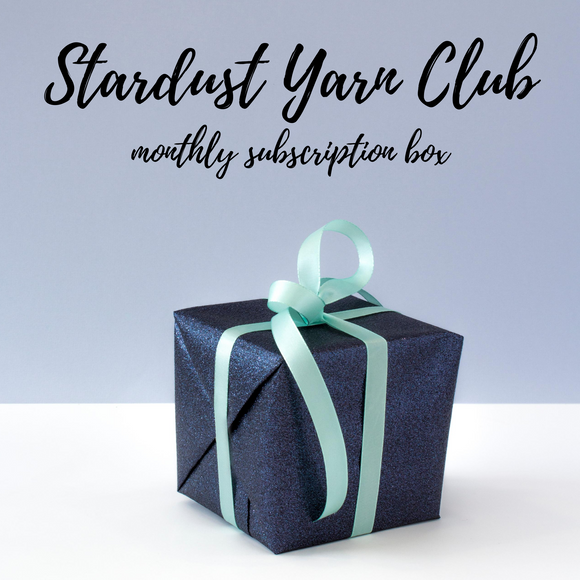 Stardust Yarn Club