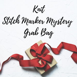 Knit Stitch Marker Mystery Grab Bag