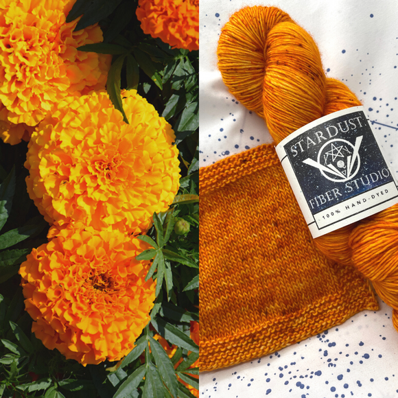 Magical Marigold - Made to Order