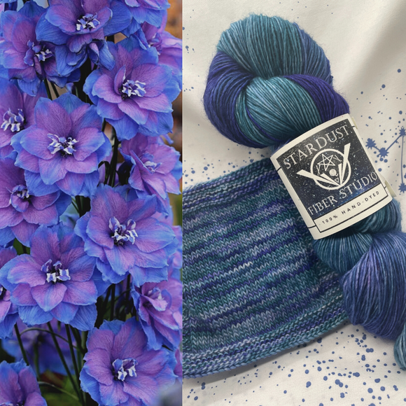 Darling Delphinium - Made to Order