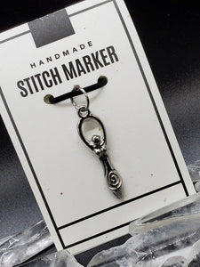 Stitch Marker - Goddess
