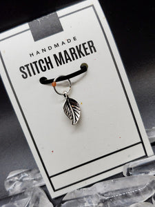 Stitch Marker - Leaf
