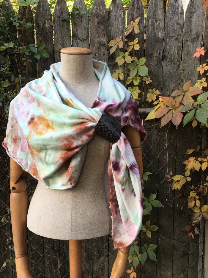 Eclipse Luxe Organic Bamboo Fleece Scarf