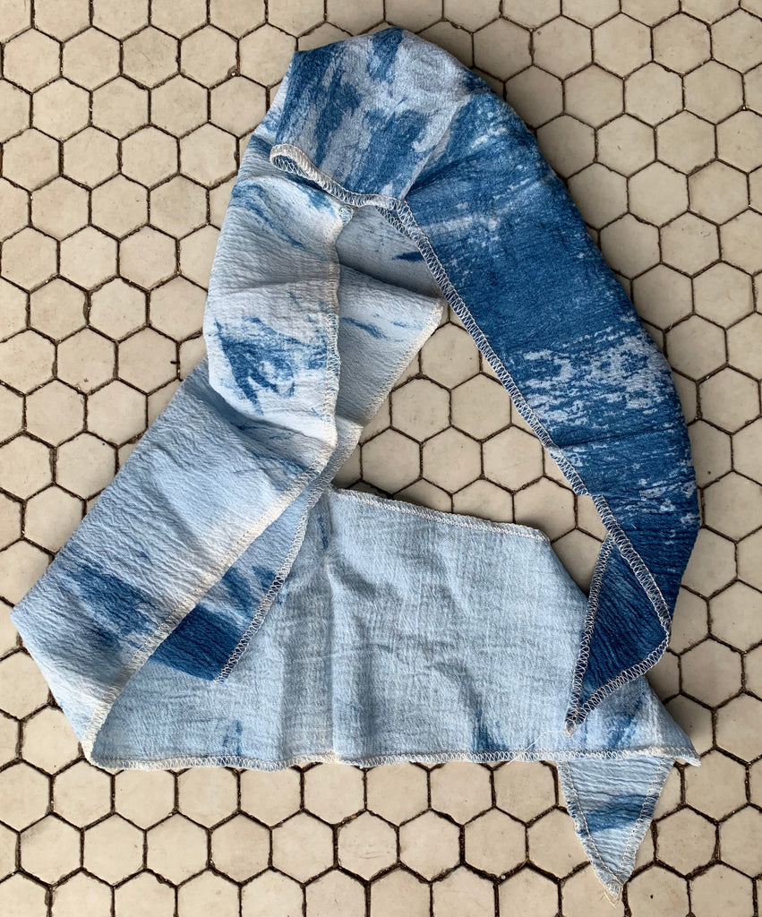 Solstice Neck Scarf -- Hand Dyed Collection