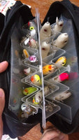 Daiichi Luring/Eging Bag (Lures Compartment Included) - REDTACKLE