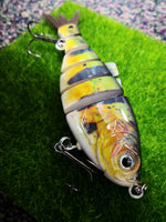 Jointed Swimbait 14cm 43gram - REDTACKLE