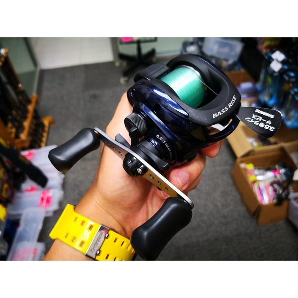 Shimano Bass Rise - Right - REDTACKLE