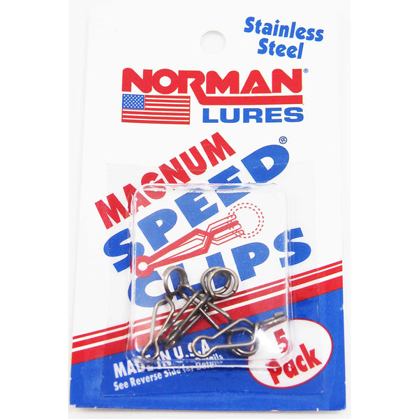 Norman Magnum Speed Clips - REDTACKLE