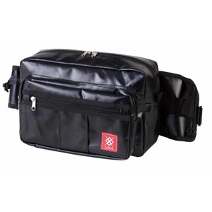 Lukia Water Resistant Hip Bag - REDTACKLE