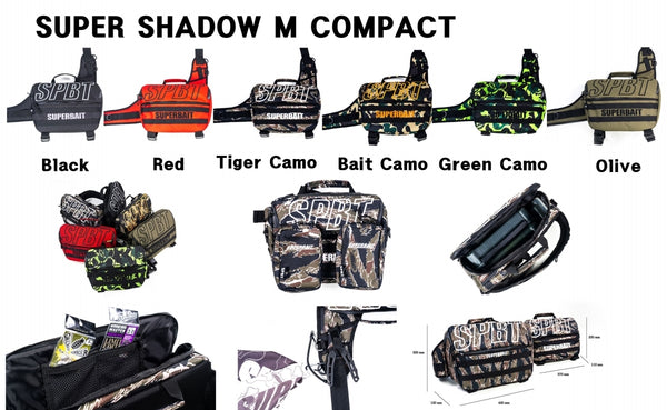 SuperBait Shadow Bag Compact