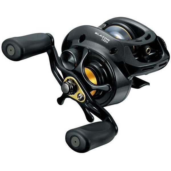 Daiwa Blazon 100H (RIGHTHAND) - REDTACKLE
