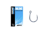 Nomad Design BKK Inline Eye Single Hooks (Heavy Duty) - REDTACKLE