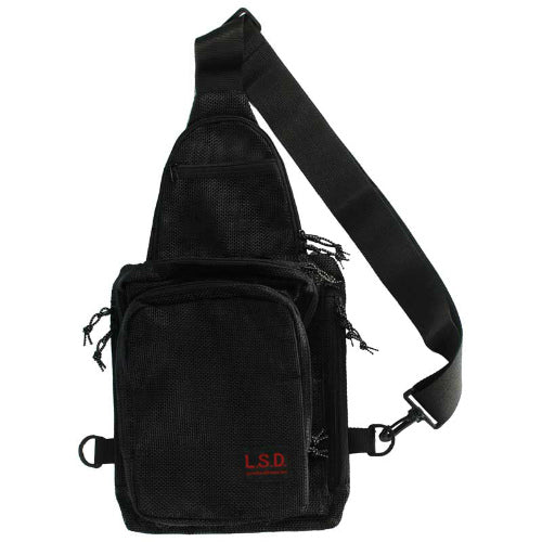 LSD One Shoulder Mesh Bag - REDTACKLE
