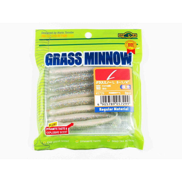 Ecogear Grass Minnow - REDTACKLE