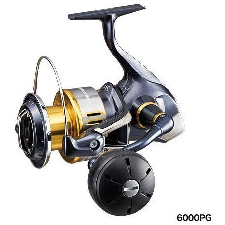 Shimano Twinpower SW 2015 - REDTACKLE