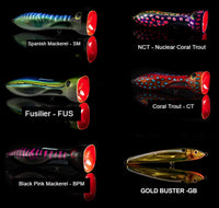 Nomad Design DTX Minnow 100 (Floating) - REDTACKLE