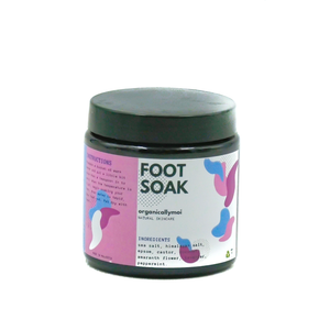 Foot Soak  (Lavender & Peppermint) by Organically Moi
