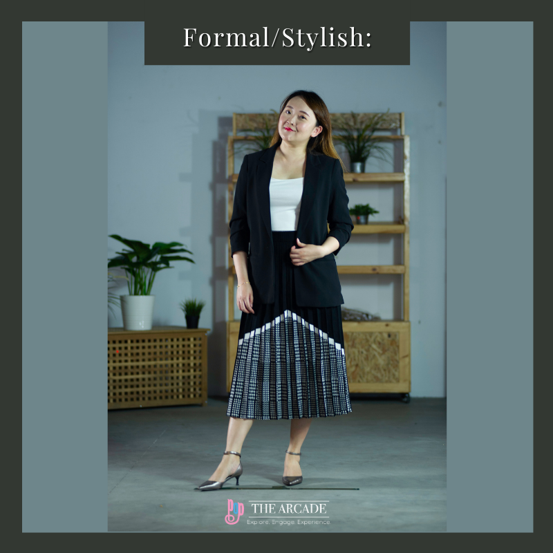 Style Box Formal Stylish ( Deluxe )