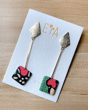 Load image into Gallery viewer, EIA Polymer Clay Earrings