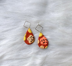EIA Polymer Clay Earrings