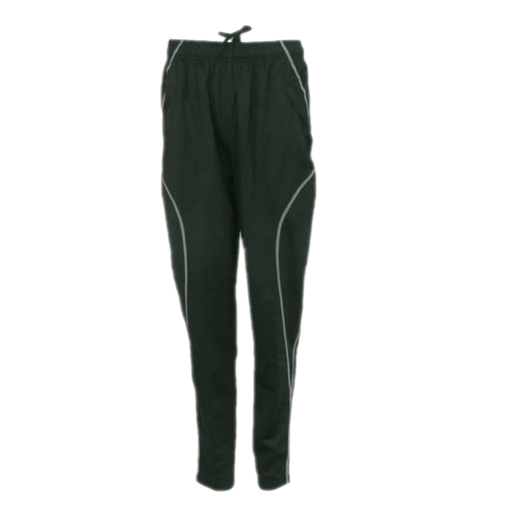 OmmyGod! Adriano Streamline Zipper Jogger Grey