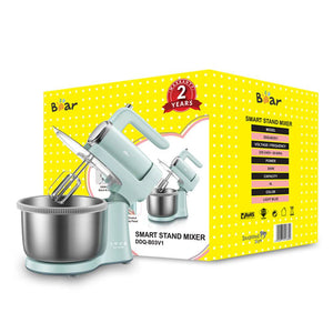 BEAR DDQ-B03V1 SMART STAND MIXER