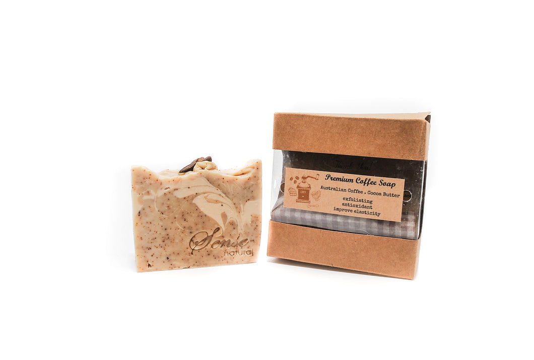 Premium Coffee Soap