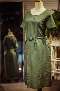 GREEN LINEN APPAREL