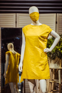 YELLOW LINEN APPARELS