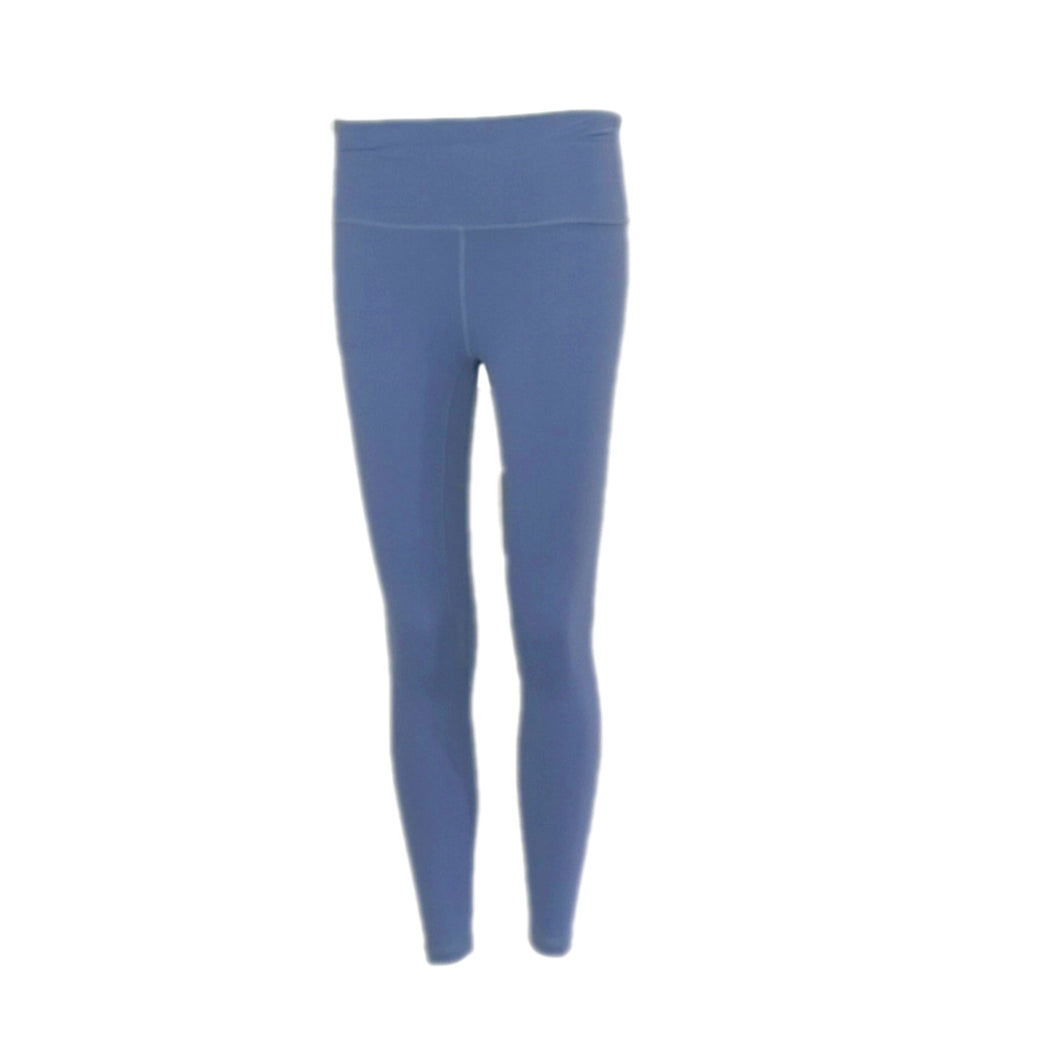 OmmyGod! The Smooth Operator Yoga Legging Blue