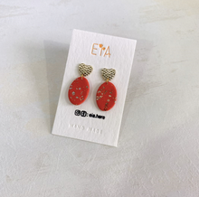 Load image into Gallery viewer, Polymer Clay Earrings