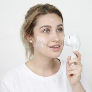 3 in 1 Electric Facial Cleanser
