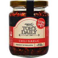 Toh's Daily Chilli Garlic Extra Spicy