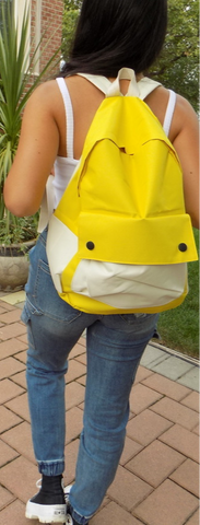 Yellow Day Backpack