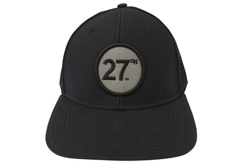 27 North Snap back Hat