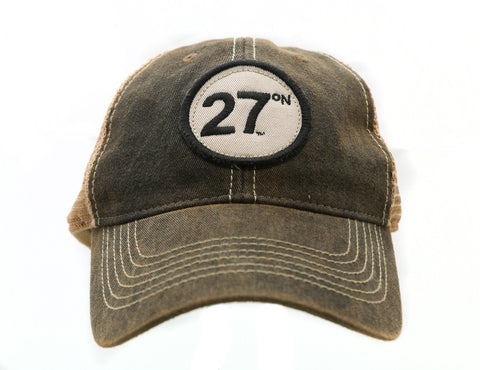 27 North USA Legacy Trucker Hat , Clothing - 27° North USA, 27 North USA  - 1