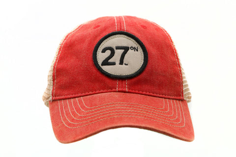 27 North USA Legacy Trucker Hat , Clothing - 27° North USA, 27 North USA  - 7